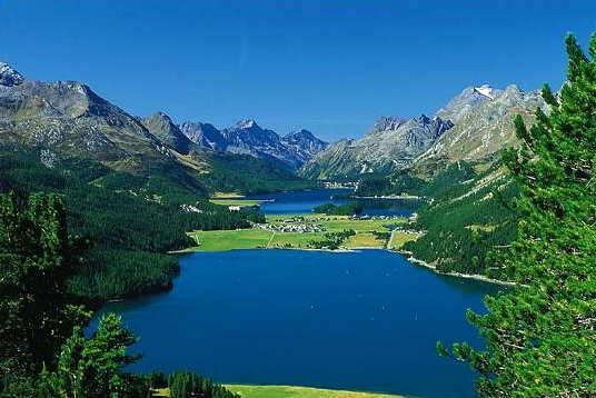 St. Moritz Switzerland oh so beautiful! I miss being a few hours drive from here!