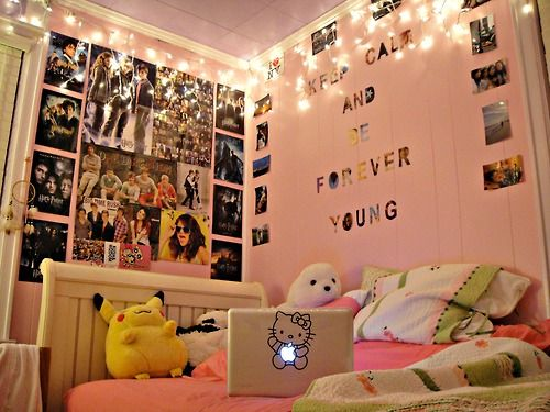 127 best cute teen rooms images on pinterest | dream bedroom, home