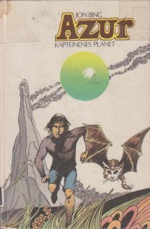 """Azur - kapteinenes planet"" av Jon Bing"