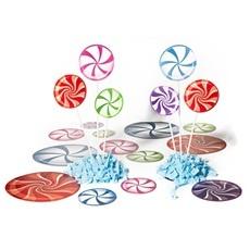 Lollipop Lane Small Stands  & Floor Candies Kit