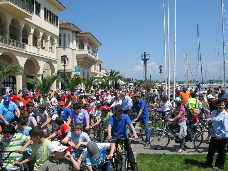 Cycling in Preveza