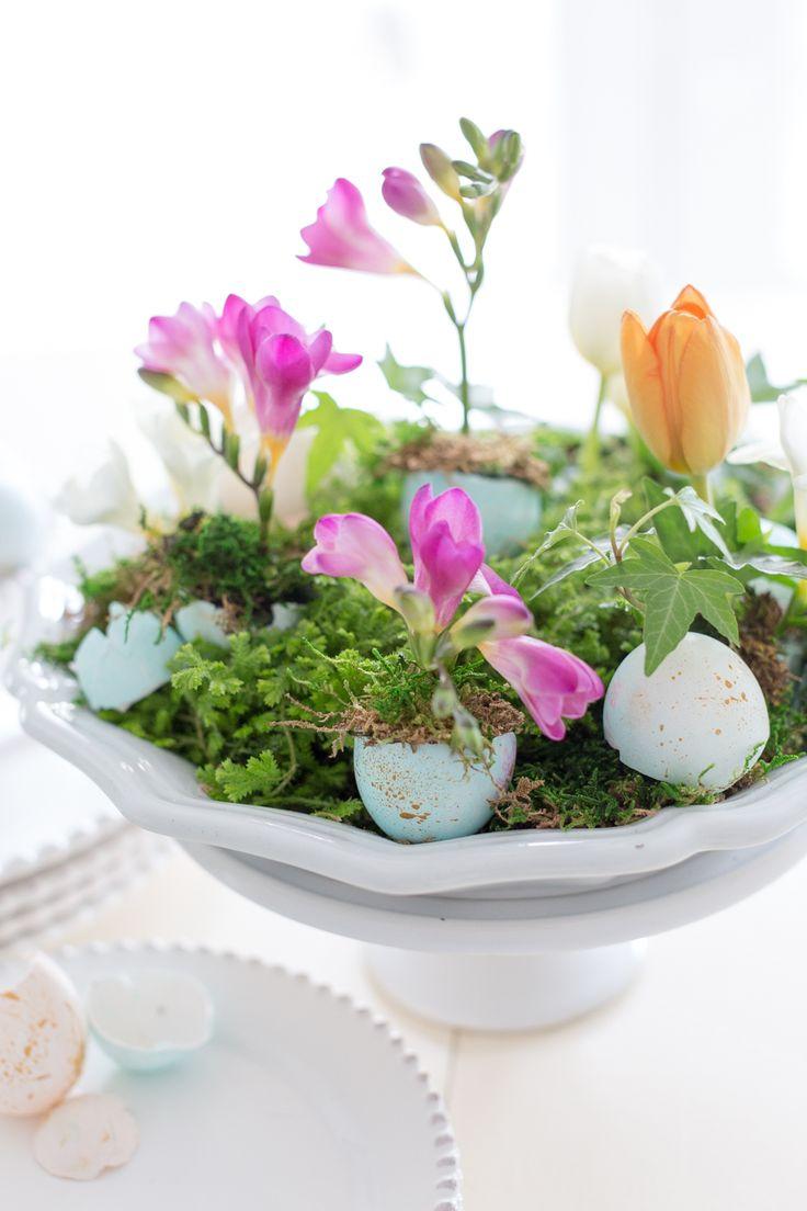 332 best Spring & Easter Decor Ideas images on Pinterest | Easter ...