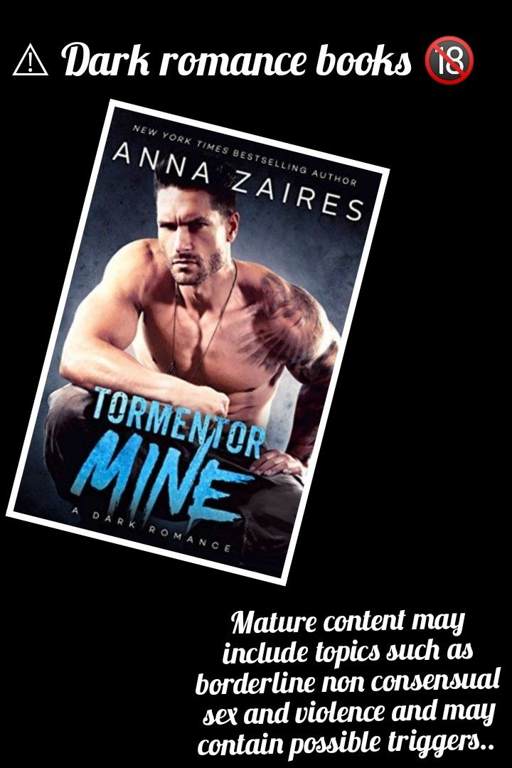 Dark Romance content warning ⚠ Some books on this board