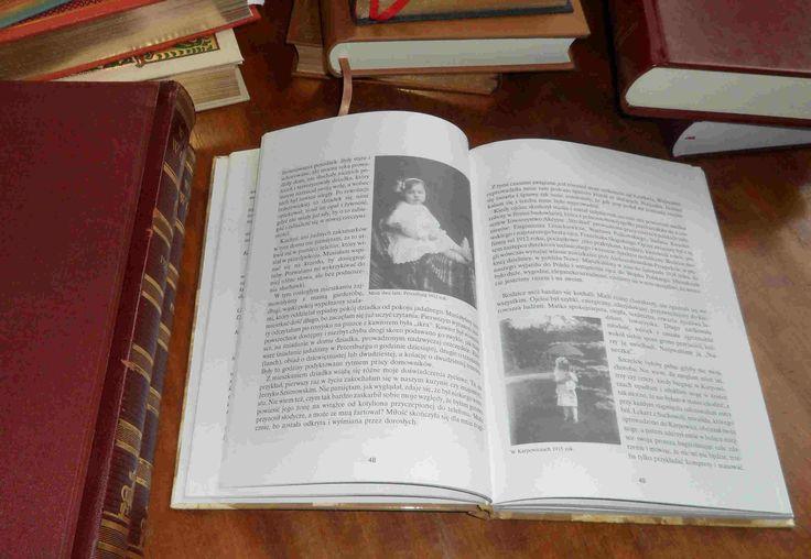 Książki, głównie wspomnienia, w których znalazłem informacje o mojej rodzinie