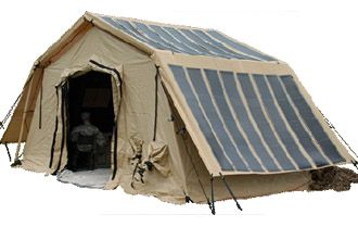 new Solar Power Shelters