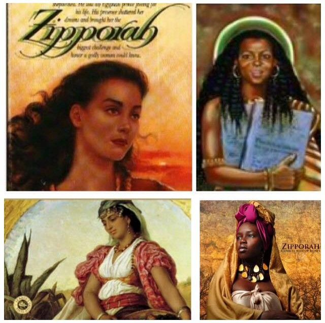 Quick Fact: Zipporah Ethiopian wife of Moses - RasTafari TV™ | 24/7 Strictly Conscious Multimedia Network