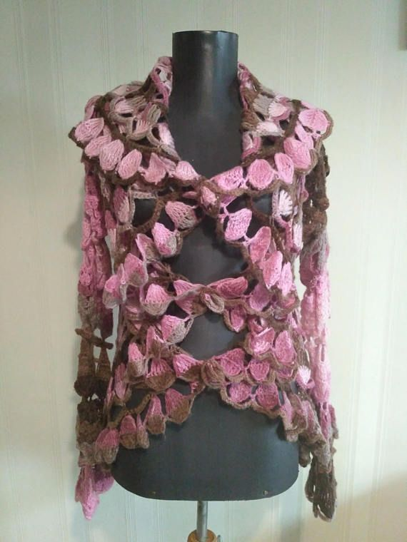 Hey, I found this really awesome Etsy listing at https://www.etsy.com/listing/524175761/womens-openwork-crochet-mohair-cardigan