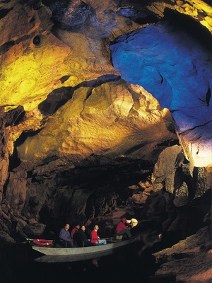 marble arch caves Marlbank, County Ireland