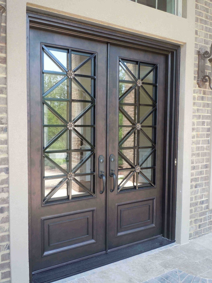 27 Best Modern Wrought Iron Doors Images On Pinterest