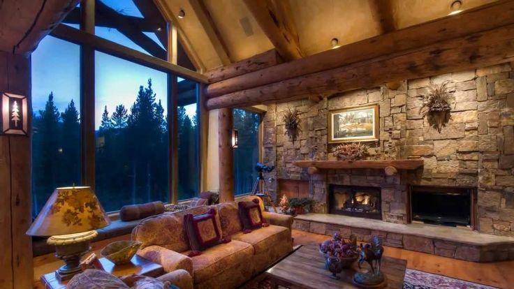 Breckenridge Luxury Home in Spruce Valley Ranch - YouTube