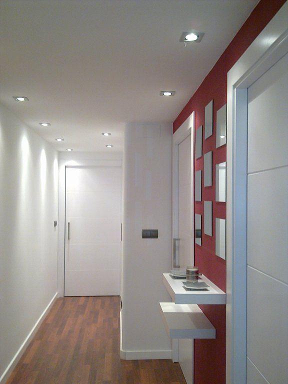 Que puertas pongo con suelo porcelanico gris oscuro - Como pintar el pasillo de mi casa ...