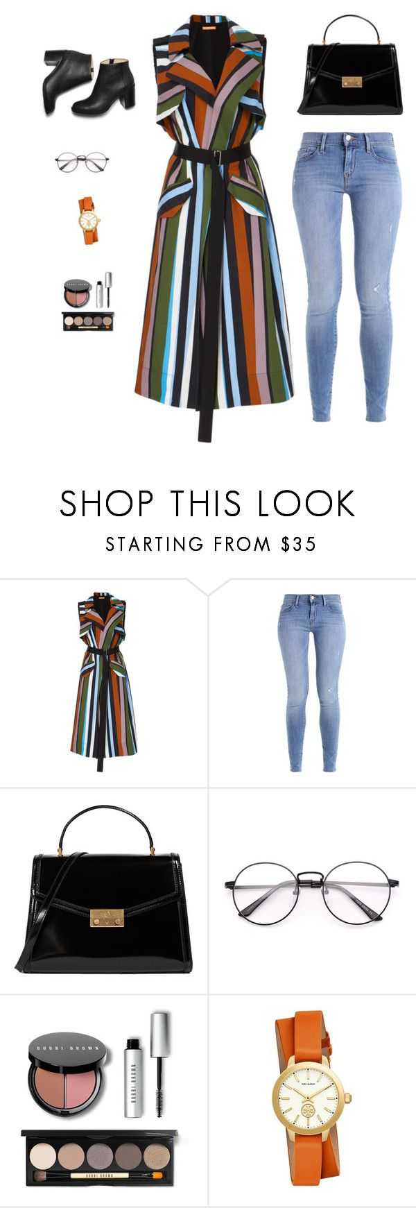 """""""Cool girl"""" by monika1555 on Polyvore featuring Smarteez, Tory Burch and Bobbi Brown Cosmetics"""