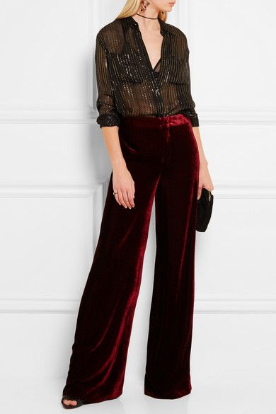 25+ Best Velvet Pants Ideas On Pinterest | Velour Fabric Velvet Suit And Velvet