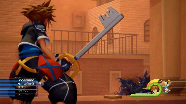 Kingdom Hearts Xbox One Games for Children