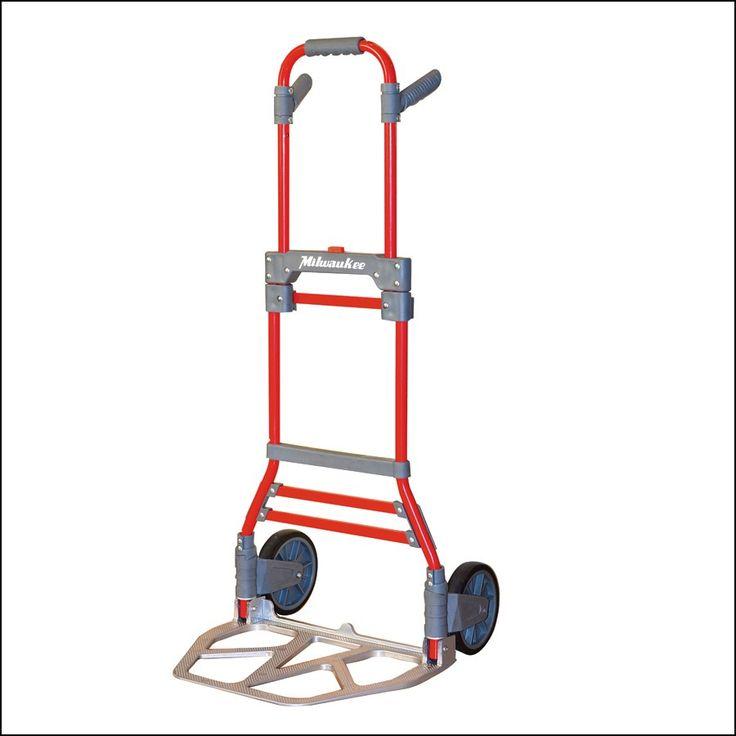Folding Wheeled Hand Cart