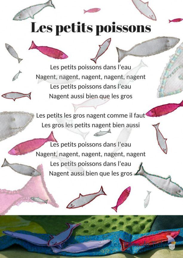 Petit Poisson Dans L'eau Comptine : petit, poisson, l'eau, comptine, Petits, Poissons, Venus, Chantés, Notre, Théâtre, ????????????????????, #music, #theatre, Chanson, Enfantine,, Comptine, Crèche,, Comptines