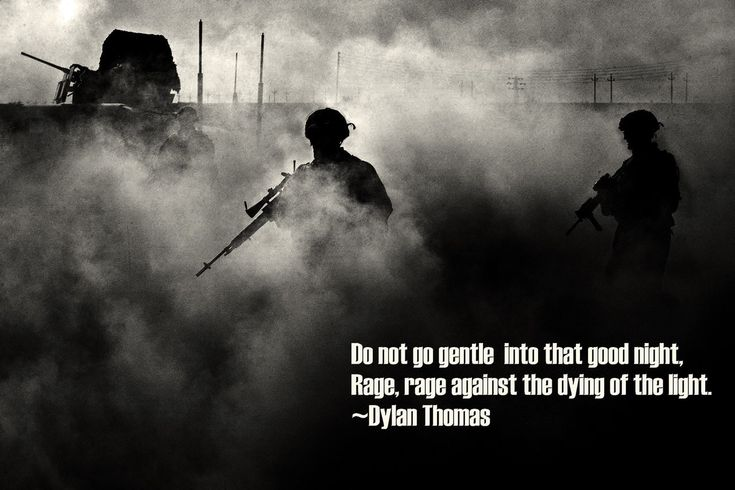 Deep inspirational military quotes