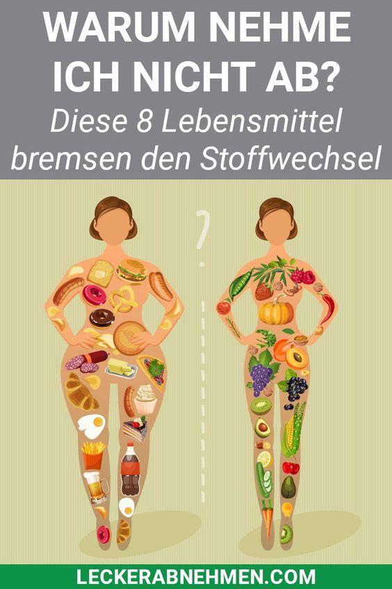 8 Lebensmittel, welche du meiden solltest, wenn du abnehmen willst