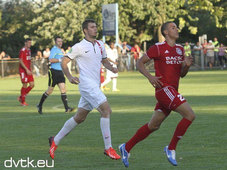 Debreceni András első tétmérkőzését játszotta a DVTK-ban a Kisvárda elleni Ligakupa-mérkőzésen  Kisvárda - DVTK 1-1 (1-0)