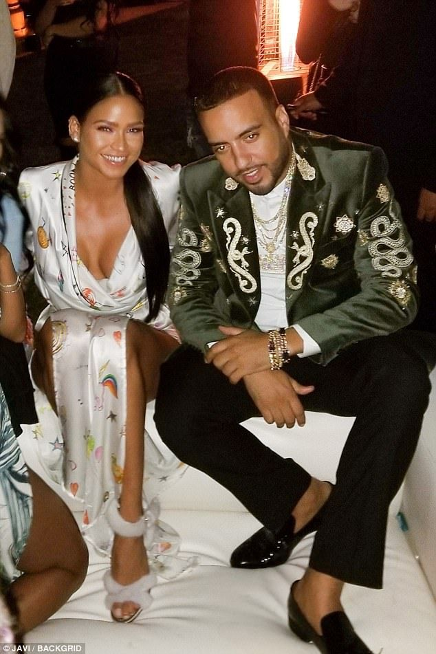 French Montana's 33rd Birthday Celebration Dazzled by a host of stars | Buy ➜ https://shoespost.com/french-montanas-33rd-birthday-celebration-dazzled-by-a-host-of-stars/