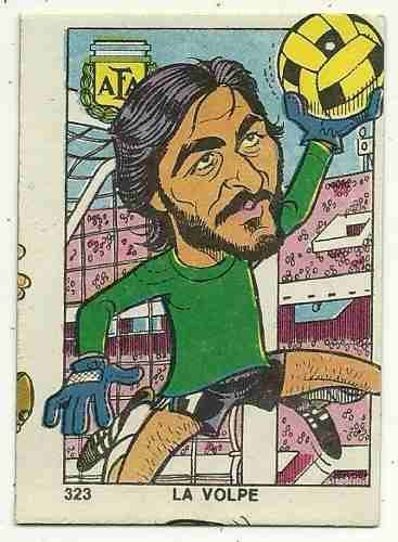 Lavolpe #323 - Argentina 1976