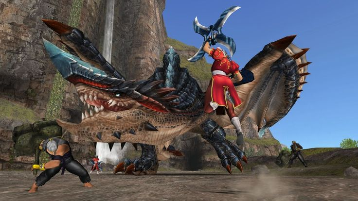 Hunt some monsters on PS4 with Monster Hunter Frontier Z: The MMO variant of Monster Hunteris landing on PS4 in Japan in the near future.…