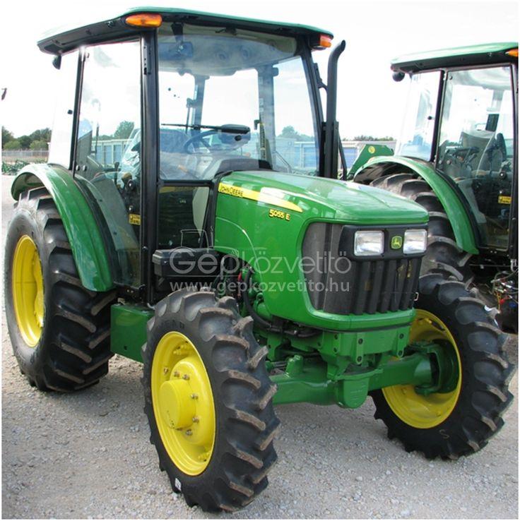 Eladó John Deere 5065E traktor - Gépközvetítő