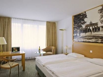 Mercure Hotel Berlin Tempelhof Airport :: Hotel - Berlin.de