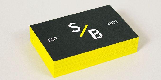 i am designer: Дизайн фирменного стиля в черно-желтых тонах