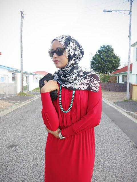 http://minimalexposure.blogspot.com/  Hijab Fashion/Style