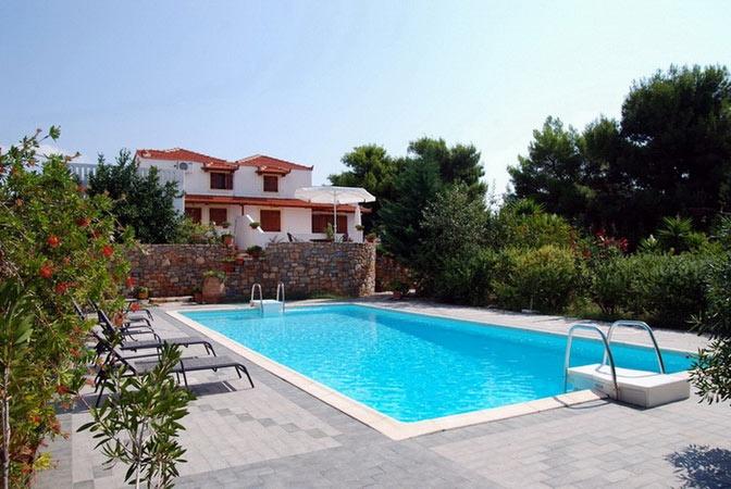 Alonissoshotels.gr   Καμέλια Villas Αλόννησος  Kamelia Villas Alonissos