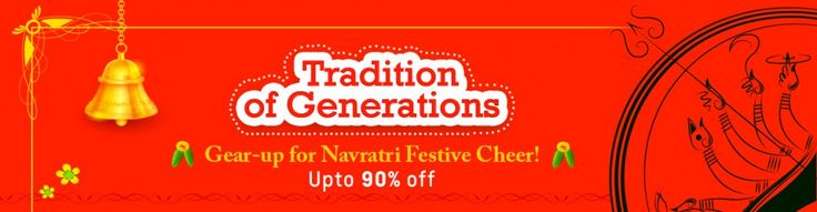 NAVRATRI Special Sale Offer : Upto 90% off on Almost Everything Home decor, Appliances, Apparels,Fashion products,Footwears - Best Online Offer