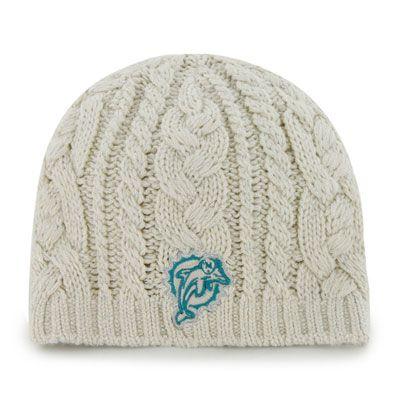 Miami Dolphins Women's '47 Brand Shawnee Knit Hat