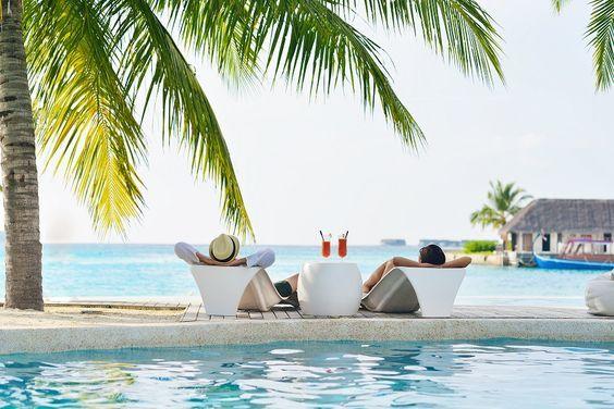Tijd voor jezelf en elkaar! Samen relaxen in de zon en genieten van romastische diners bij kaarslicht.