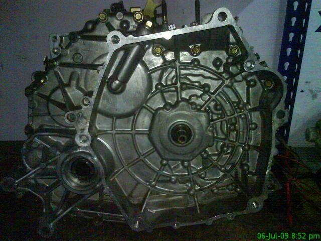 honda crv automatic transmission problems