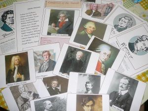 free Famous Musicians pages    Each month we feature one of the following famous musicians:    Ludwig van Beethoven  Johann Sebastian Bach  Wolfgang Amadeus Mozart  Antonio Lucio Vivaldi  Edvard Hagerup Grieg  Frans Schubert  Felix Mendelssohn  Pyotr Ilyich Tchaikovsky  Frederic Chopin  (Franz) Joseph Haydn  George Frederic Handel  Johannes Brahms  Wilhelm Richard Wagner  Ralph Vaughan Williams  Sir Edward William Elgar  Jean Sibelius  Joseph-Maurice Ravel  Hector Berlioz