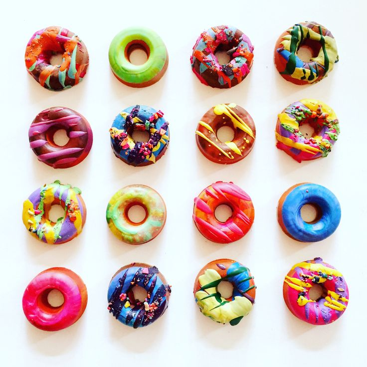 квартире картинки мини пончиков трехколесном формате