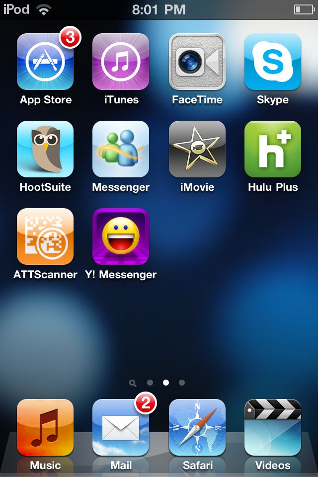 How to Download the Yahoo Messenger for iPhone App: How to Log In to Yahoo Messenger for iPhone