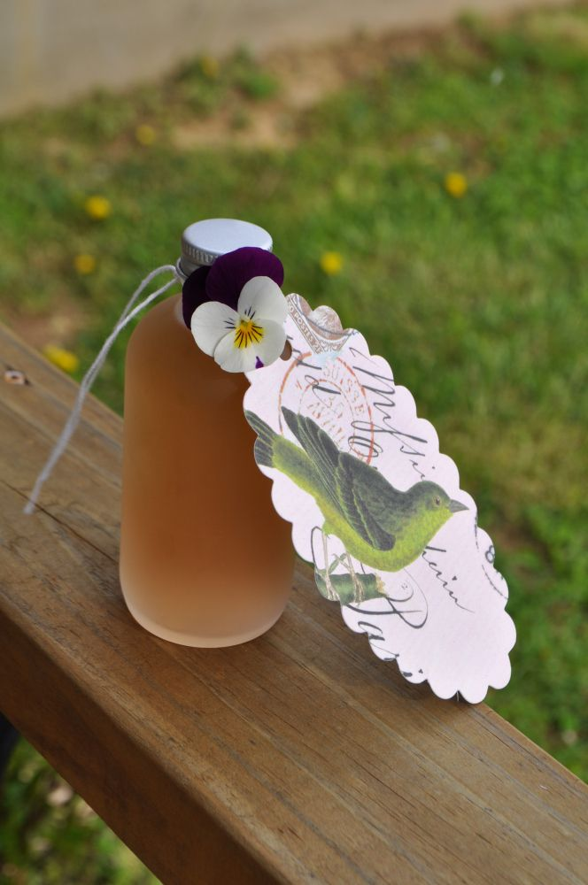 Make your own Lavender Liqueur