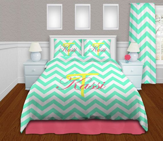 XL Twin Duvet Cover + 1 Pillow Case only $204. Free Personalization