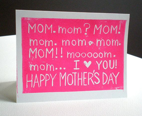 25 best ideas about Birthday cards for mom – Birthday Cards for Mom