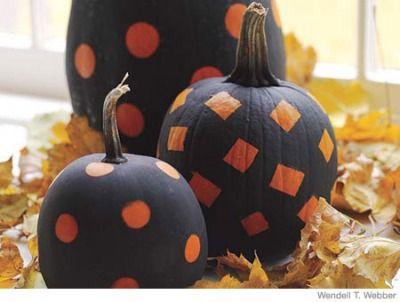 20 easy thanksgiving crafts and activities for kids easy halloween craftshalloween pumpkinsfall - Halloween Pumpkins Painted