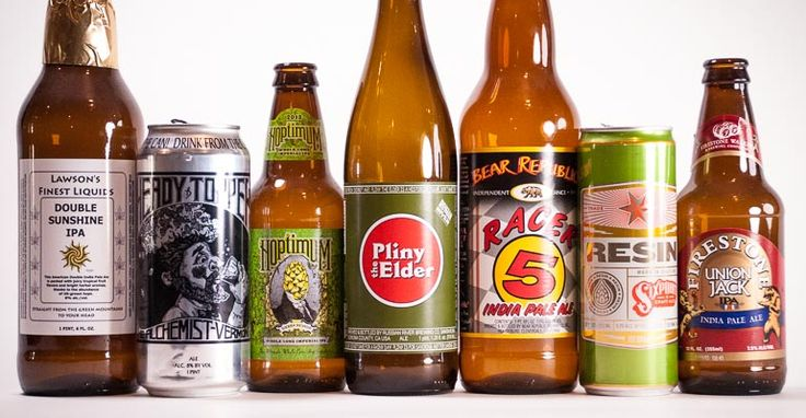 The Hoppier The Better: Happy National IPA Day