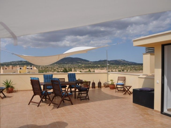 Roof Terrace Apartment 6 - pictures, photos, images