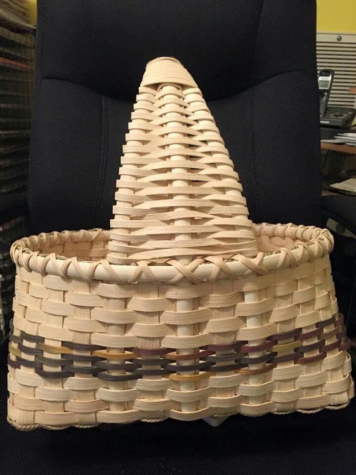Basket Weaving Handles : Best images about basket rims and handles on
