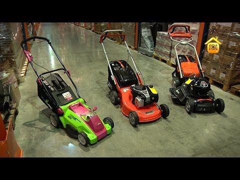 Какую газонокосилку выбрать: бензиновую, электрическую с проводом или аккумуляторную? Чем они отличаются и на какие особенности обращать внимание при покупке. http://www.youtube.com/watch?v=3utBWIFe7r4