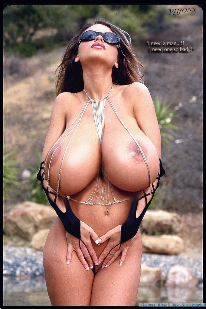 sexy gigantic boobs nude