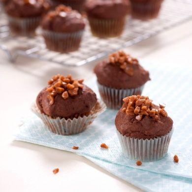 Mini-muffins au chocolat sans oeufs - Recettes - Cuisine et nutrition - Pratico Pratique