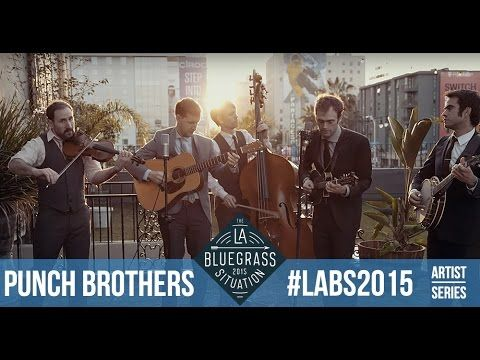 "Punch Brothers - ""My Oh My / Boll Weevil"" // The Bluegrass Situation - YouTube"