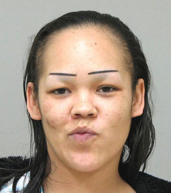 The Best Eyebrow Fail Ideas On Pinterest Bad Eyebrows Funny - 28 hilarious eyebrow fails